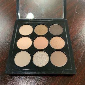 MAC Cosmetics Makeup - EYESHADOW x 9 DUSKY ROSE!